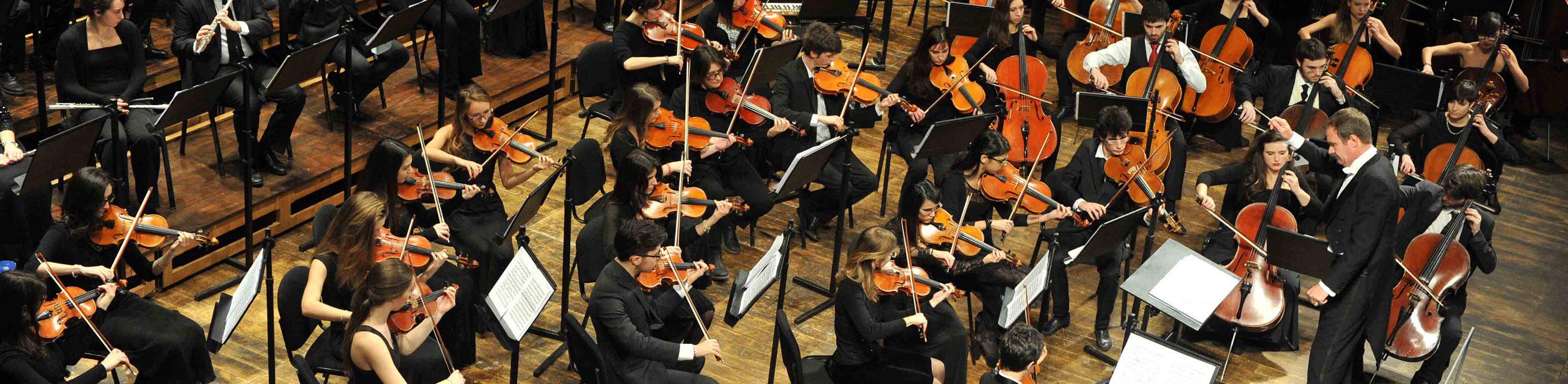 """Orchestra dell'Istituto Musicale """"P.Mascagni"""""""