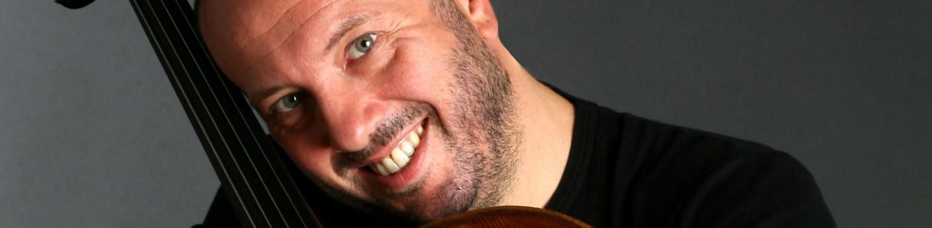 ENRICO DINDO direttore e violoncello