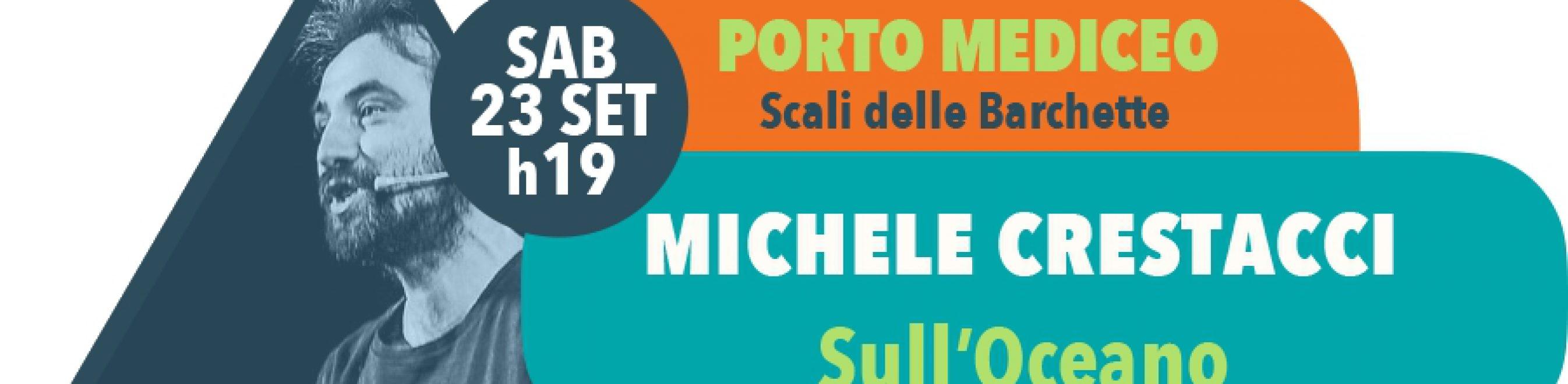 Sabato 23 settembre, ore 19 - Scenari di Quartiere: Venezia MICHELE CRESTACCI