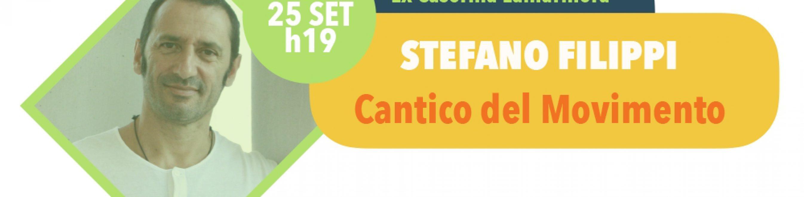 Lunedi 25 settembre, ore 19 - Scenari di Quartiere: San Marco STEFANO FILIPPI