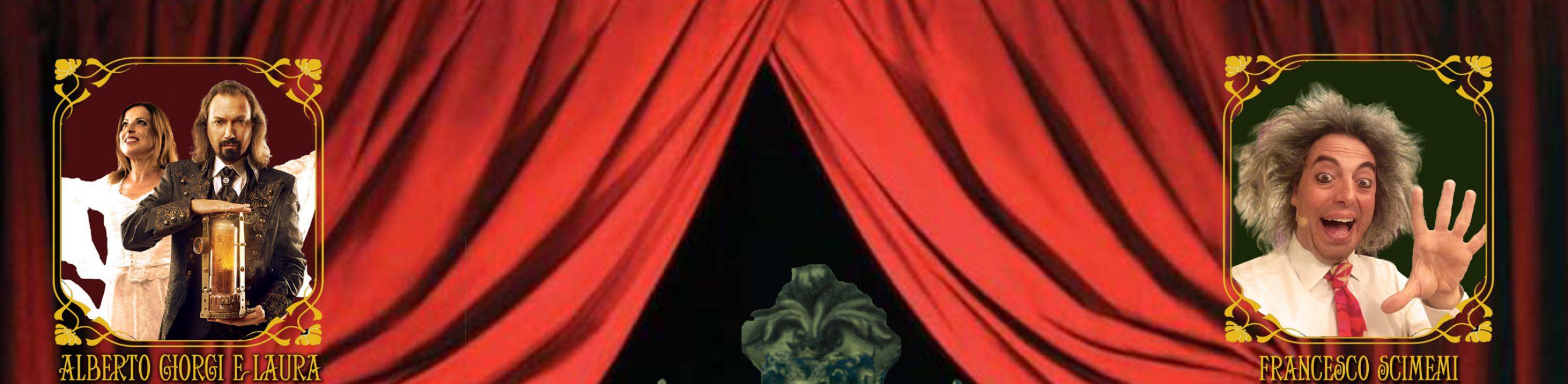DEI PRESTIGI E DELLE ARTI MAGICHE Gala di magia