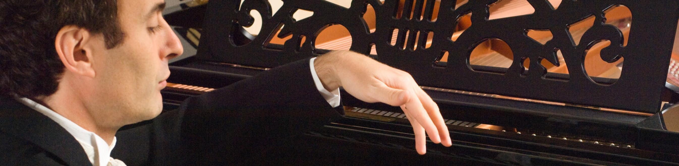 GIANLUCA LUISI pianoforte