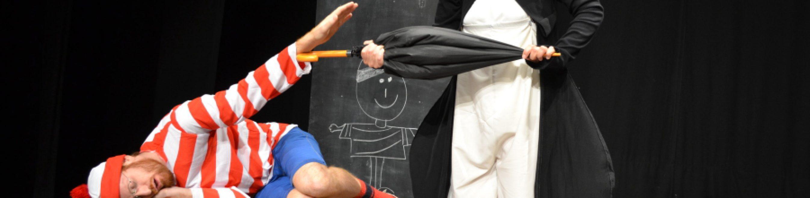 Storia di un bambino e di un pinguino - Teatro Telaio