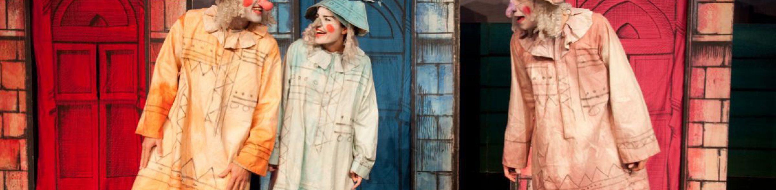 I tre nasoni - Teatro Prometeo