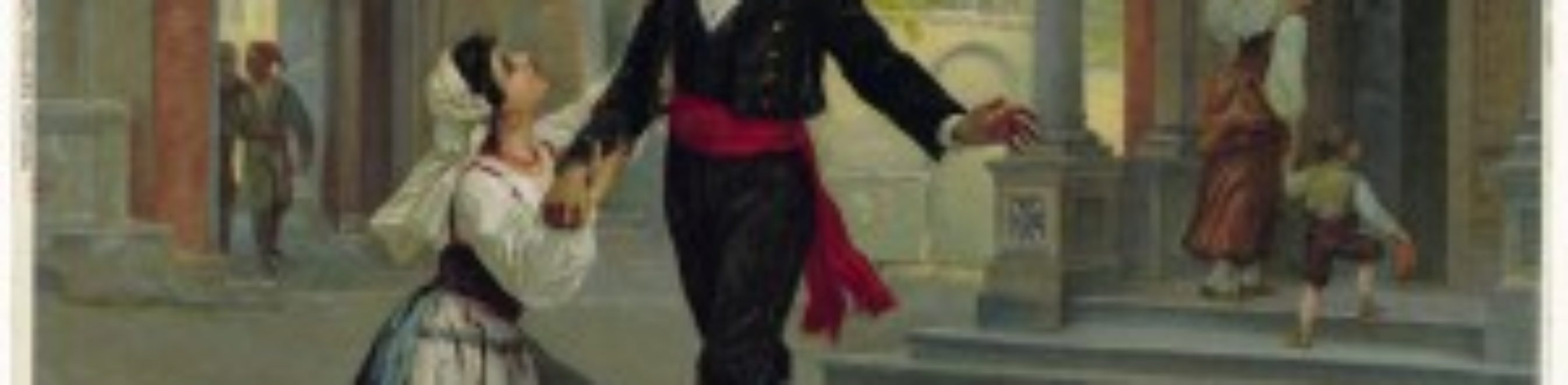 Cavalleria Rusticana: fiaba dark