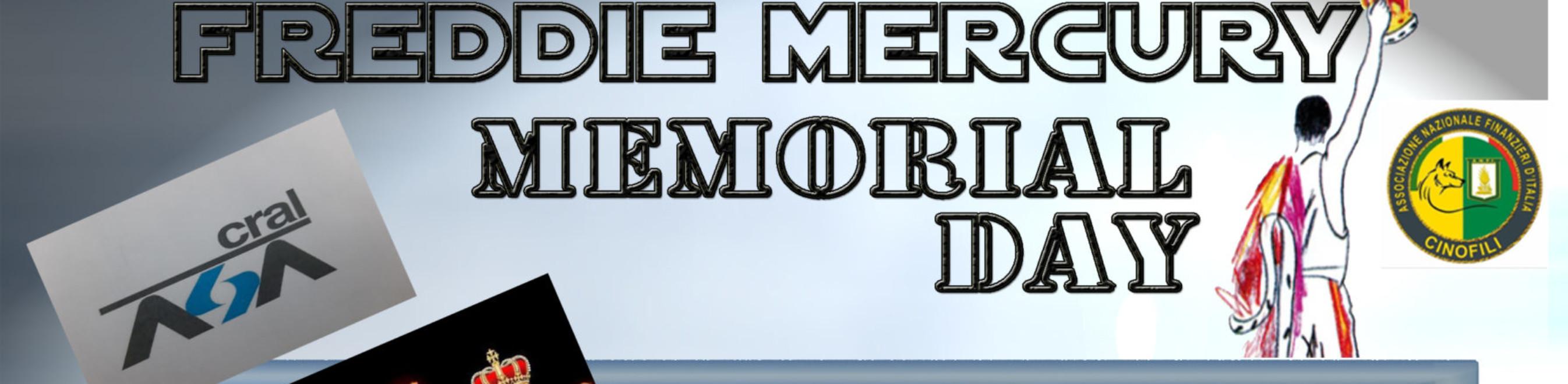 FREDDY MERCURY Memorial Day (Concessione)