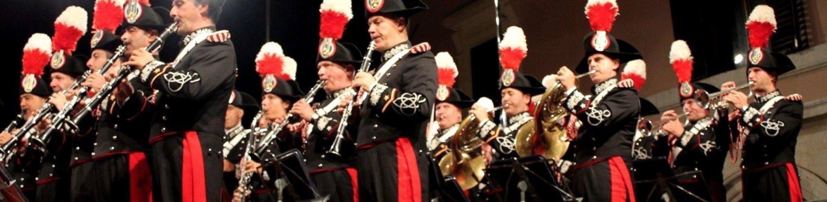 19/9 - BANDA MUSICALE DELL'ARMA DEI CARABINIERI