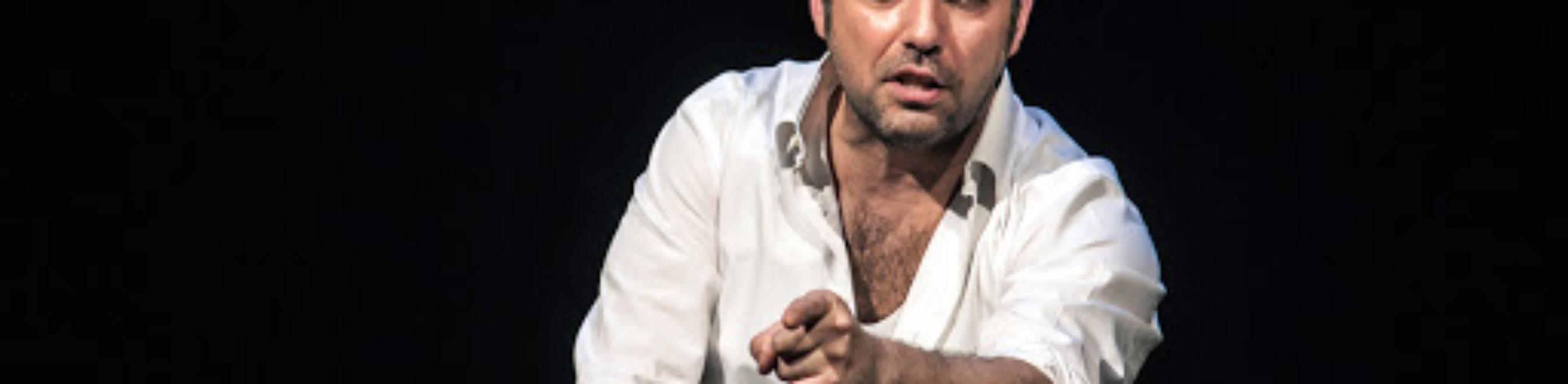 25/09- SdQ: LA TURNÀTA con Mario Perrotta
