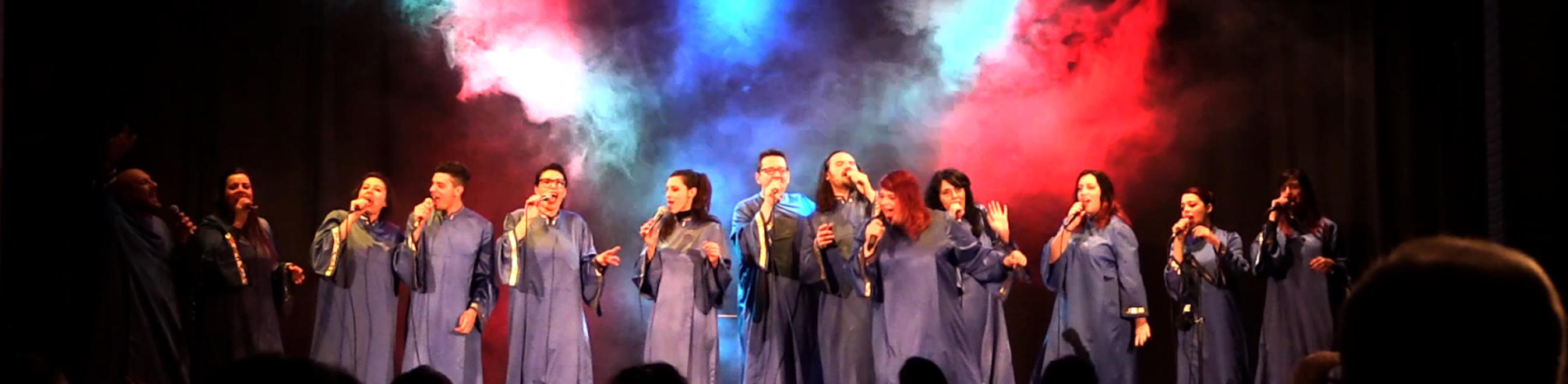 27/7 - Fortezza Vecchia - Jubilation&Friends GOSPEL SOTTO LE STELLE